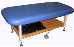 Hydraulic Lift Sound Table