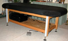 Hydraulic Lift Stationary Tactile Sound Table